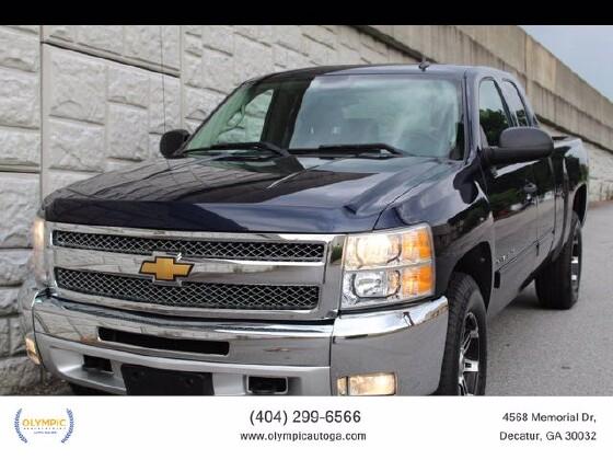 2012 Chevrolet Silverado 1500 in Decatur, GA 30032 - 1865108