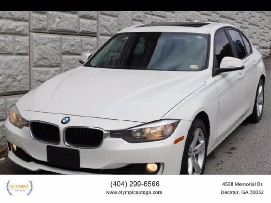 2014 BMW 328i xDrive in Decatur, GA 30032 - 1867802