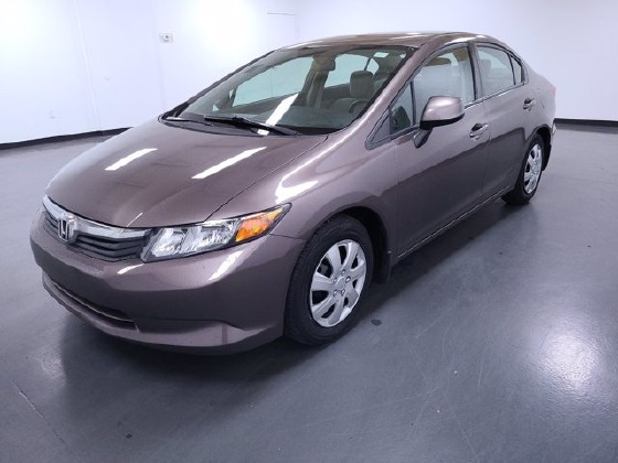 2012 Honda Civic in Union City, GA 30291 - 1868805