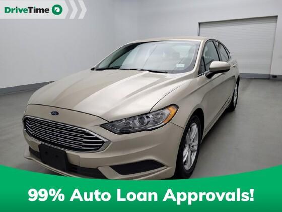 2018 Ford Fusion in Marietta, GA 30062 - 1869600