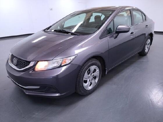 2015 Honda Civic in Marietta, GA 30060 - 1873815