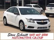 2012 Chevrolet Cruze in Troy, IL 62294-1376