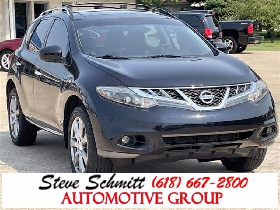 2014 Nissan Murano in Troy, IL 62294-1376 - 1877330
