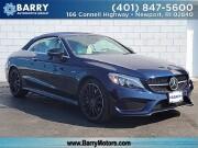 2018 Mercedes-Benz C 43 AMG in Newport, RI 02840