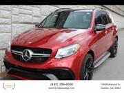2017 Mercedes-Benz GLE 63 AMG in Decatur, GA 30032