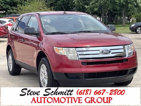 2007 Ford Edge in Troy, IL 62294-1376 - 1884293