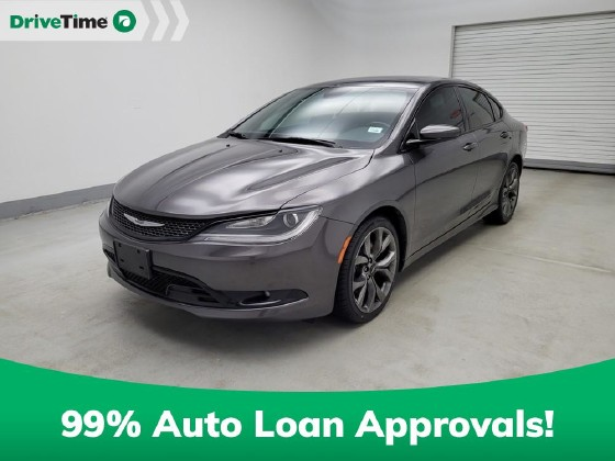 2015 Chrysler 200 in Lombard, IL 60148 - 1884663