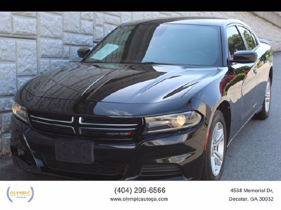 2016 Dodge Charger in Decatur, GA 30032 - 1884959