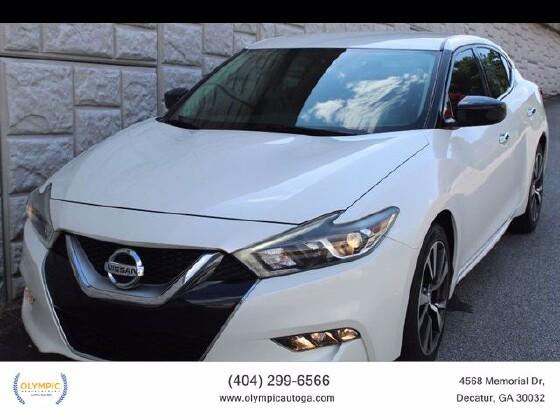 2016 Nissan Maxima in Decatur, GA 30032 - 1885663