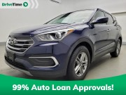 2018 Hyundai Santa Fe in Stone Mountain, GA 30083