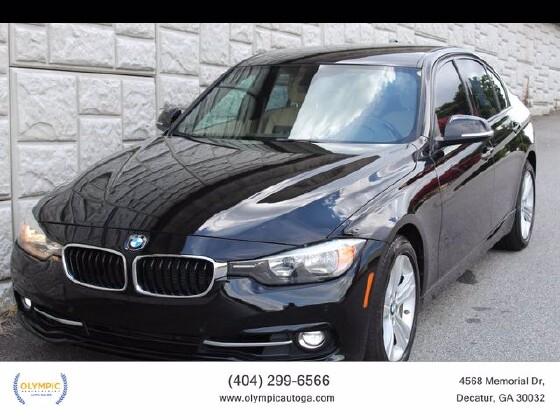 2016 BMW 328i in Decatur, GA 30032 - 1887358