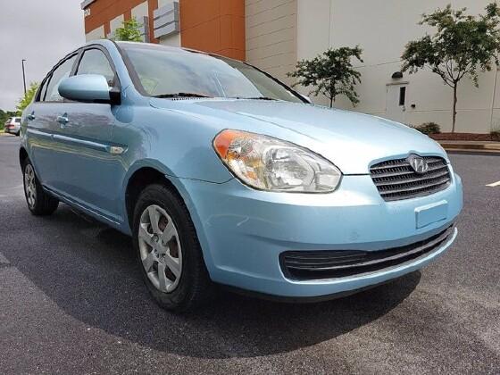 2007 Hyundai Accent in Buford, GA 30518 - 1887379