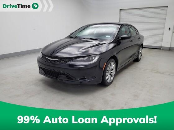 2015 Chrysler 200 in St. Louis, MO 63125 - 1888880
