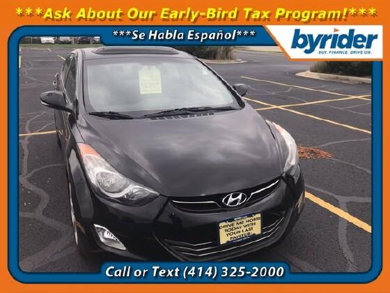2013 Hyundai Elantra in Milwaukee, WI 53221 - 1899138