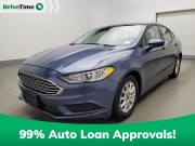 2018 Ford Fusion in Stone Mountain, GA 30083