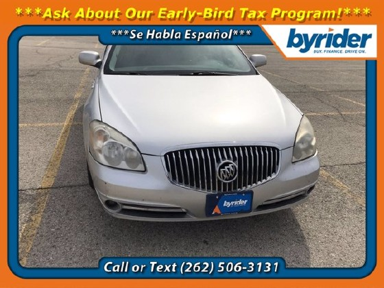 2011 Buick Lucerne in Waukesha, WI 53186 - 1910218