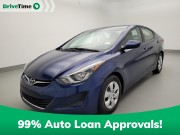 2016 Hyundai Elantra in St. Louis, MO 63125