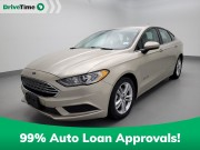 2018 Ford Fusion in St. Louis, MO 63136