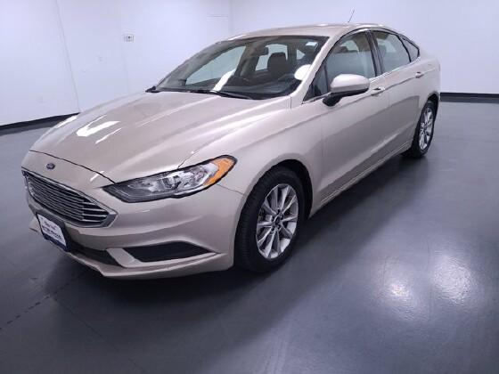 2017 Ford Fusion in Marietta, GA 30060 - 1925428