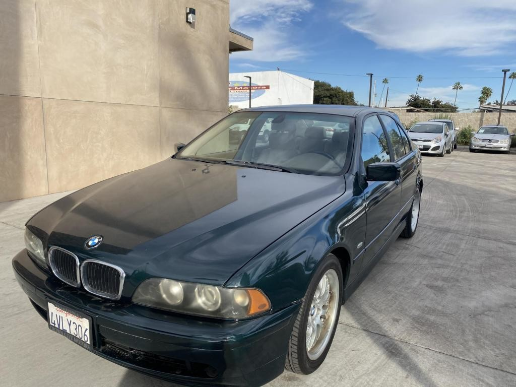 2002 BMW 530i in Pasadena, CA 91107